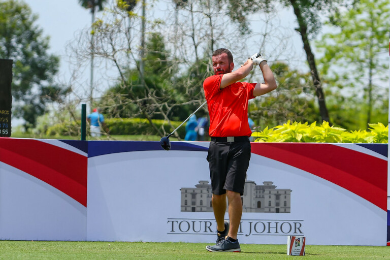 JOHOR BAHRU,MALAYSIA OCTOBER 26  : Pictured during final round of World Amateur Golfers Championship (WAGC), World Final at  Horizon Hills Golf & Country Club on October 26, 2018 in JOHOR Malaysia  . (Photo by AZLEY KASSIM / WAGC)
