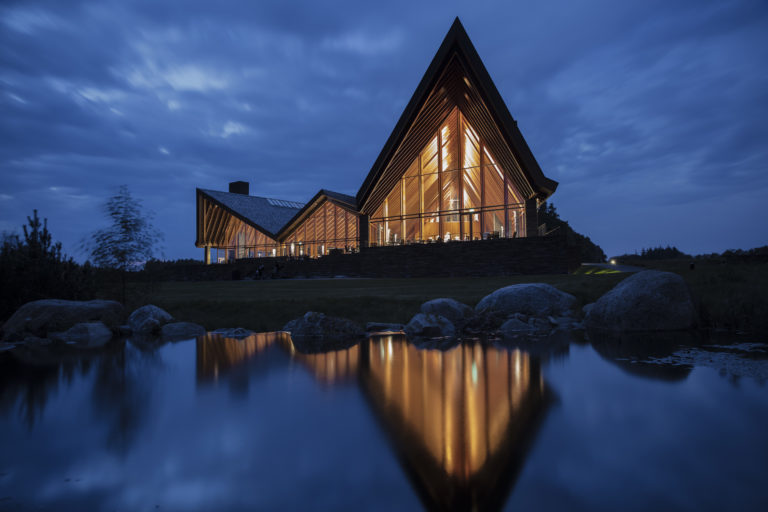The Scandinavian Clubhouse
