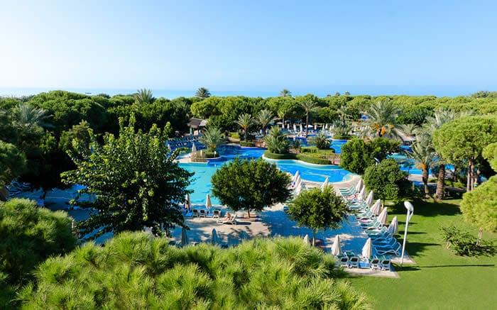 Gloria Golf Resort Acik Havuz