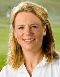 Tournament Chairman Annika Sörenstam