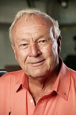 Arnold Palmer er Patron for WGC